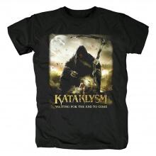 Kataklysm T-Shirt Canada Metal Punk Rock Band Shirts