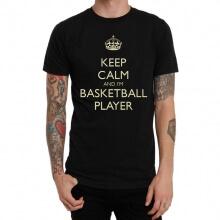 Keep Calm Basketball T-Shirt