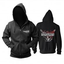 Killswitch Engage Hoodie Hard Rock Metal Music Sweatshirts
