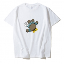Kobe Finger Design T Shirt