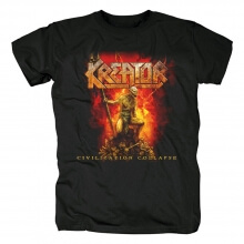 Kreator T-Shirt Germany Hard Rock Tshirts