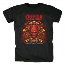 Kreator Tee Shirts Germany Hard Rock T-Shirt