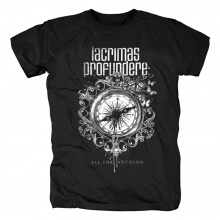 Lacrimas Profundere All For Nothing T-Shirt Metal Graphic Tees