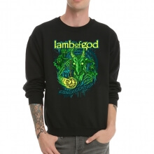 Lamb of God Metal Band Hoodie Crew Neck