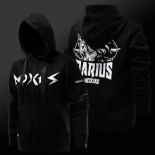 LOL Darius Hoodie League of Legends The Hand of Noxus Sweatshirt