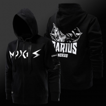 LOL Darius Hoodie League of Legends The Hand of Noxus Sweatshirt