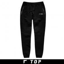 LOL Top Pants League of Legends Men Black Drawstring Sweatpants