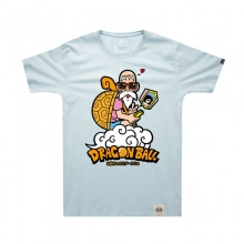 Lovely Dragon Ball Master Roshi T-shirt
