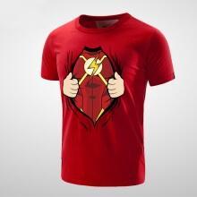 Lovely The Flash Hero T-shirt For Men