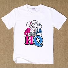 Lovely Harley Quinn Mens Shirt Suicide Squad Tee