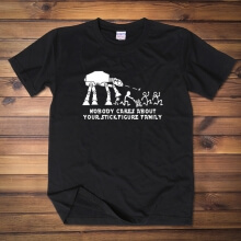 Lovely StarWars ATAT robot Tee Shirt
