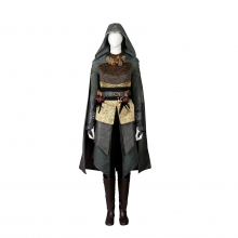 Assassin's Creed Sofia Sartor Cosplay Costume Sofia Windbreaker