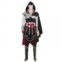 Assassin's Creed 2 Ezio Auditore Cosplay Costume