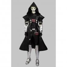 Overwatch Reaper Cosplay Costume OW Reaper Windbreaker