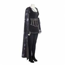 Once Upon a Time Cosplay Costume Women Outfit Evil Queen Cloth