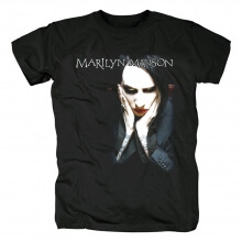 Marilyn Manson Band Tees Us Metal T-Shirt