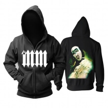 Marilyn Manson Hooded Sweatshirts Us Metal Music Hoodie