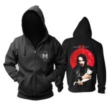 Marilyn Manson Hoodie Us Metal Rock Band Sweatshirts