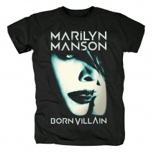Marilyn Manson T-Shirt Us Metal Tshirts
