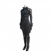Marvel Natasha Romanoff Costume Avengers 3 Black Widow Cosplay Suit