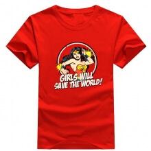 Marvel Wonderwoman Batman Tee Shirt