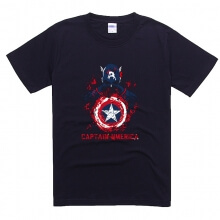 Marvel's The Avengers Captain America Ironman T Shirts