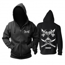 Mayhem Hooded Sweatshirts Norway Metal Rock Hoodie