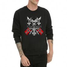 Mayhem Metal Band Sweatshirt for Men cool