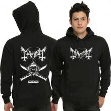 Mayhem Rock Band Hoodie Black Metal Sweatshrit