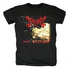 Mayhem T-Shirt Norway Metal Rock Shirts