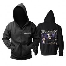 Megadeth Hoody United States Metal Rock Hoodie