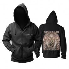 Meshuggah Hoodie Metal Music Sweat Shirt