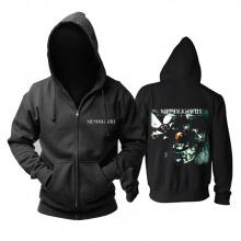 Meshuggah Hoodie Metal Rock Sweatshirts