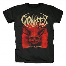 Metal Band Tees Unique Carnifex Bury Me In Blasphemy T-Shirt