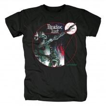 Metal Graphic Tees Unique Paradise Lost Lost Paradise T-Shirt