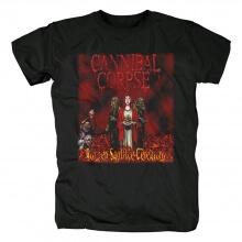 Metal Punk Rock Tees Quality Cannibal Corpse T-Shirt