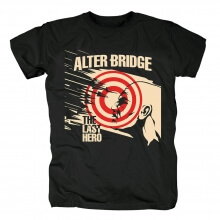 Metal Rock Graphic Tees Awesome Alter Bridge The Last Hero T-Shirt