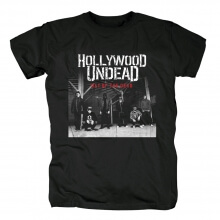 Metal Rock Graphic Tees Hollywood Undead Day Of The Dead T-Shirt