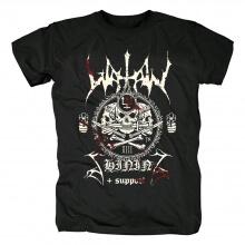Metal Rock Graphic Tees Watain T-Shirt
