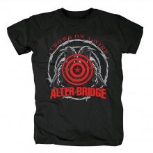 Metal Rock Tees Alter Bridge Crows On Awire T-Shirt