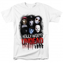 Metal Rock Tees Hollywood Undead T-Shirt