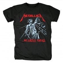 Metallica And Justice Forall Tee Shirts Us Metal T-Shirt