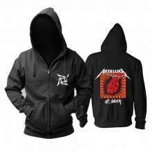 Metallica St.Anger Hoody United States Metal Rock Band Hoodie