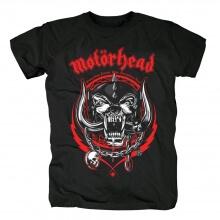 Motorhead Band Tees Uk Metal Rock T-Shirt