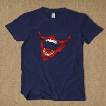 Mouth Joker Batman T Shirt Couple