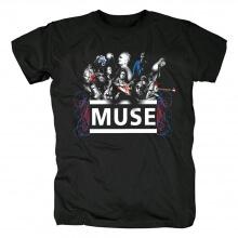 Muse Band T-Shirt Uk Metal Rock Tshirts