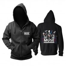 Muse Neo-Progressive Hooded Sweatshirts Uk Metal Rock Band Hoodie