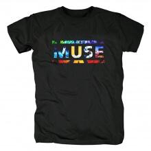 Muse Neo-Progressive Tee Shirts Uk Metal Rock Band T-Shirt