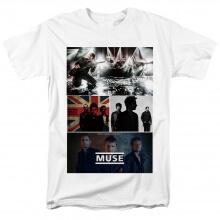 Muse Tee Shirts Uk Rock T-Shirt