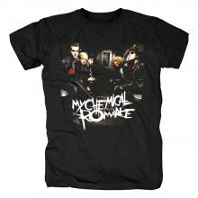 My Chemical Romance Band Tee Shirts Us Hard Rock Punk Rock T-Shirt